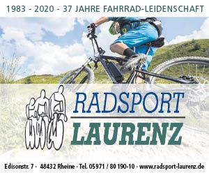 Radsport Laurenz