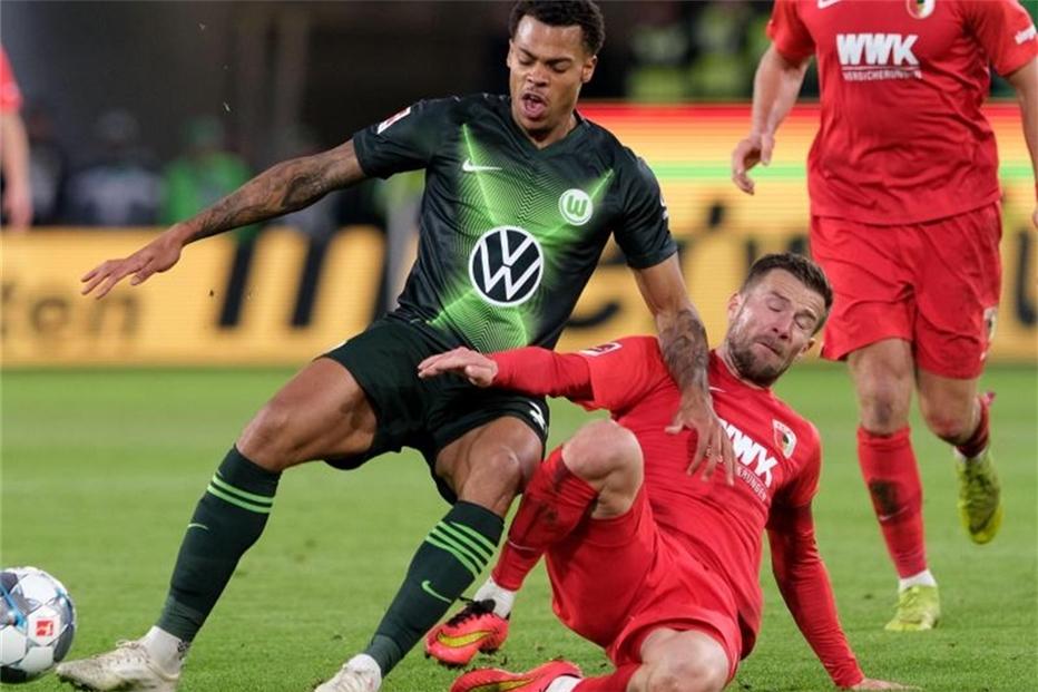 Wolfsburg Gegen Augsburg