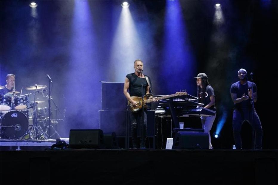 Sting Konzert