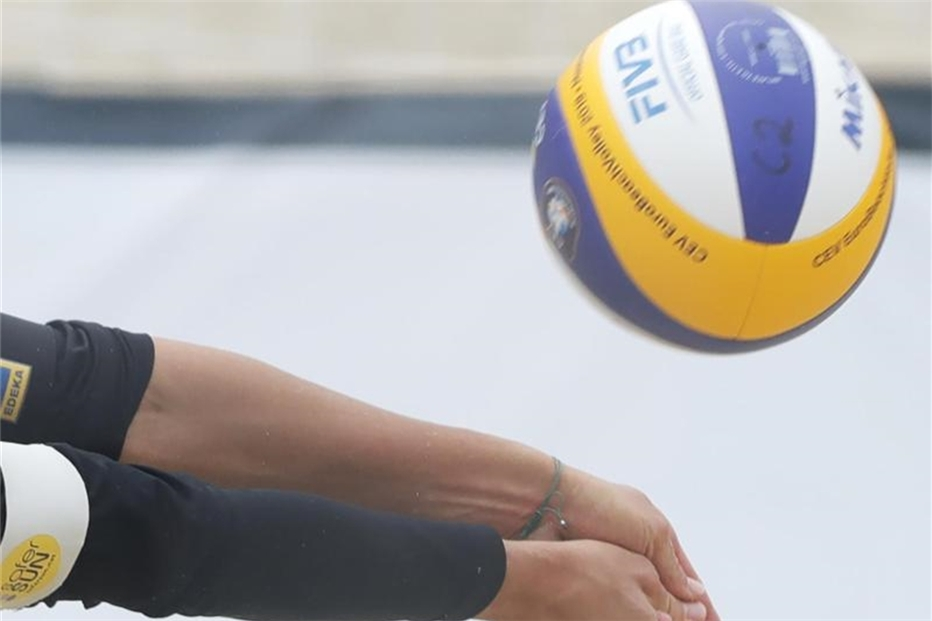 Beachvolleyball-EM im September in Lettland
