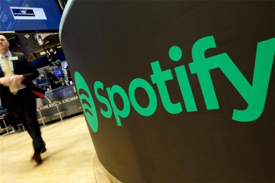 Spotify Ausland