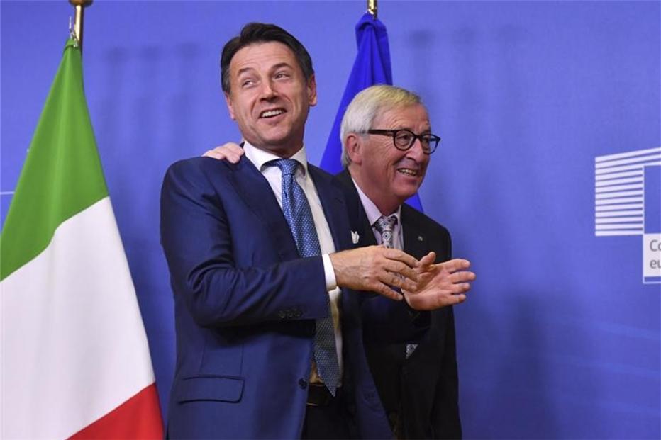 Jean Claude Juncker Aliens