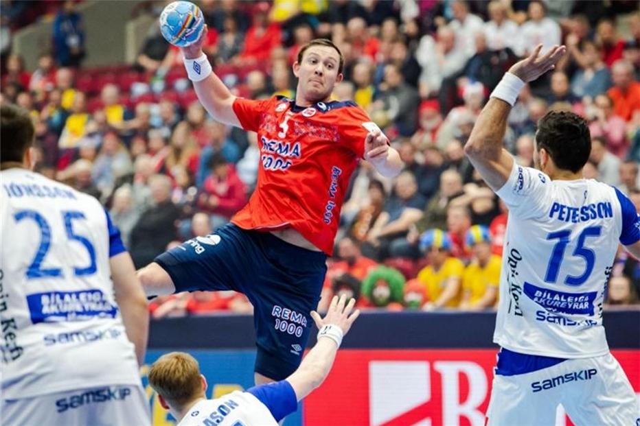 Handball Em Halbfinale 2021