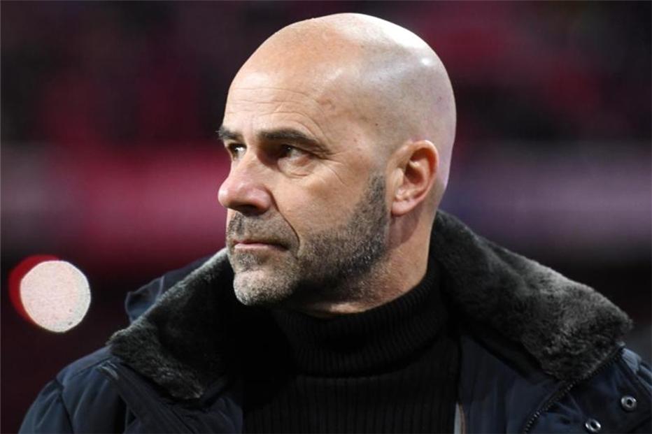 Leverkusen Trainer
