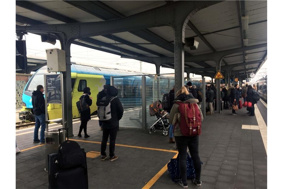 Feuerwehreinsatz Hamburg Hauptbahnhof