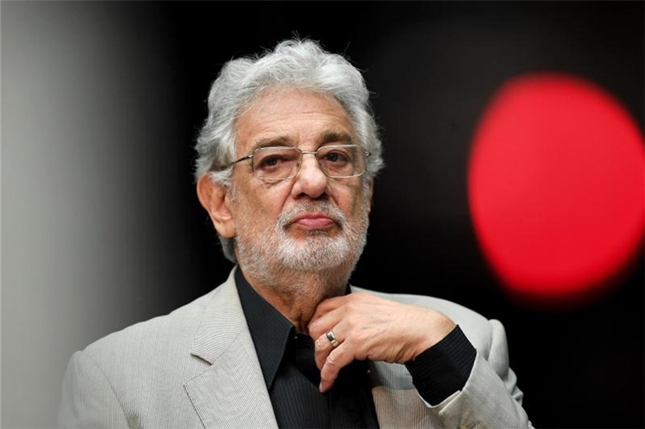 Plácido Domingo: Habe niemals jemanden belästigt