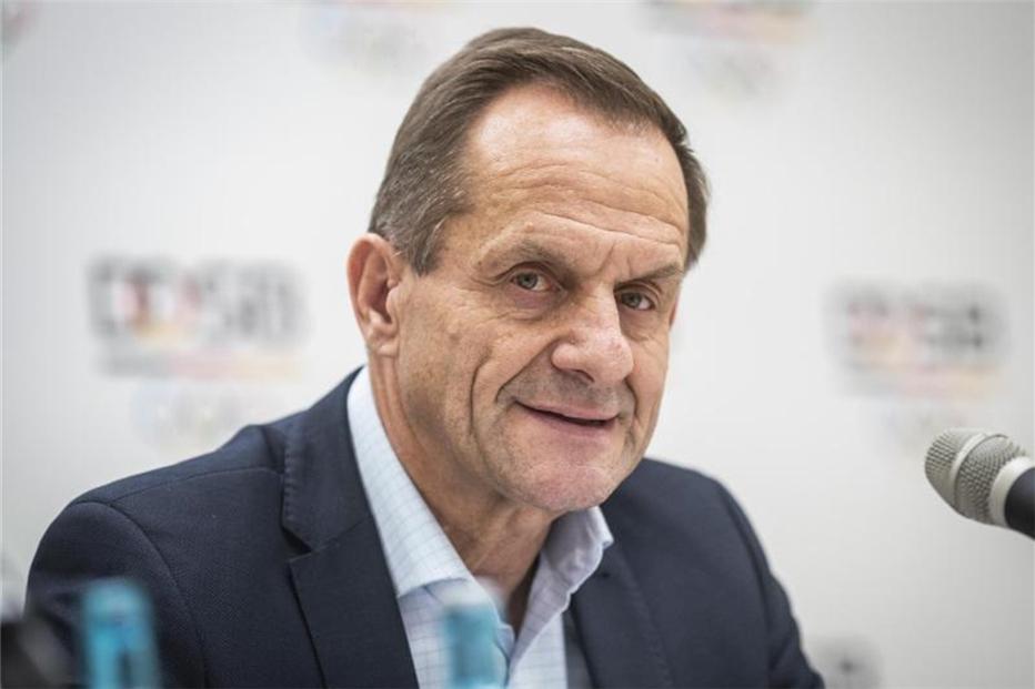 DOSB-Boss Hörmann: Mehr und mehr in einen Teufelskreis