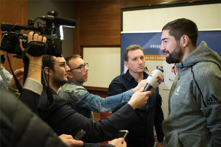 Franzosen nominieren Superstar Karabatic nach