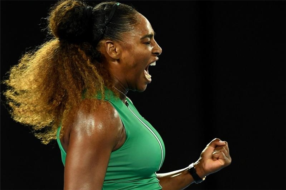 Serena Williams problemlos in dritter Australian-Open-Runde
