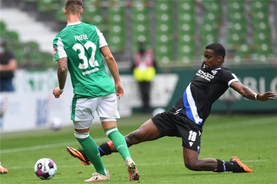 Bielefeld Gegen Bremen