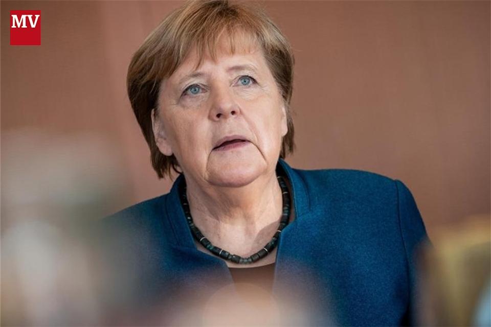 Merkel Ausland