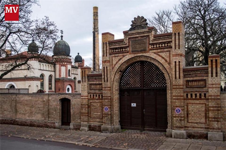 Synagoge Halle Saale