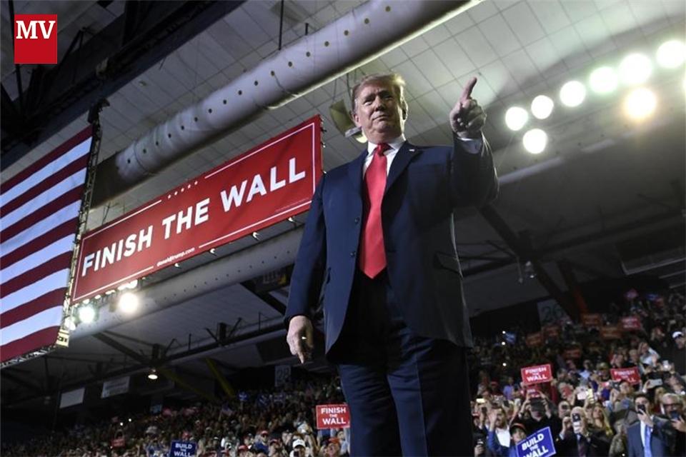 Trump Auftritt