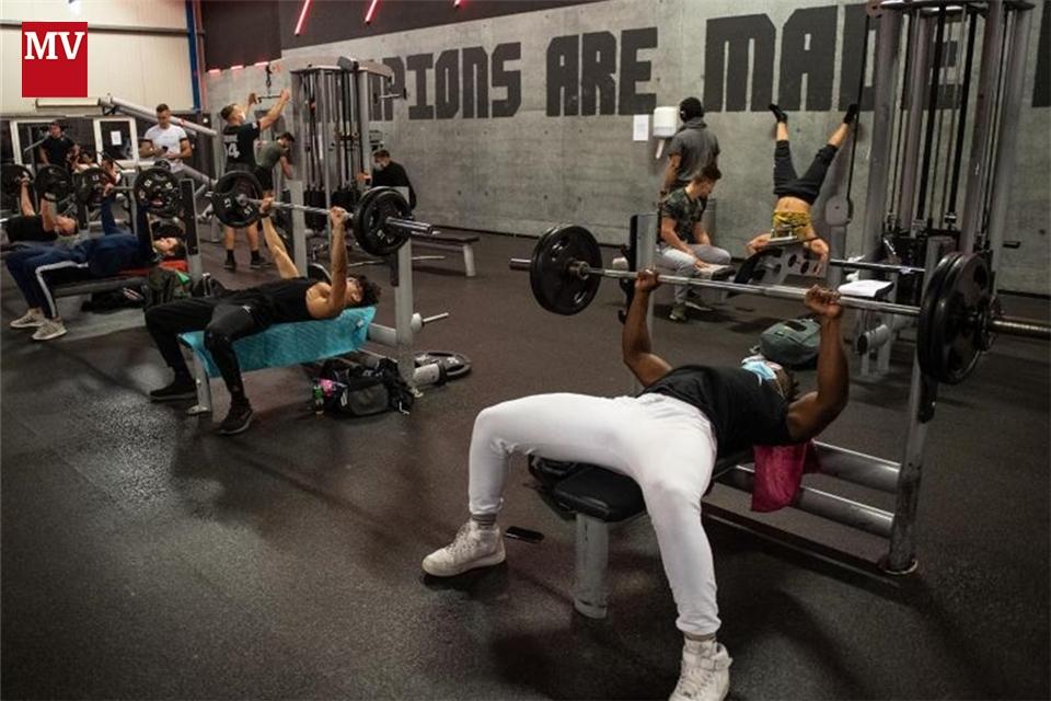 Nrw Fitnessstudios