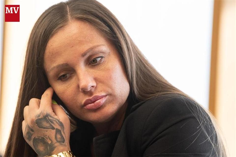 Ohne ihr Kind: Schwesta Ewa hat ihre Haft angetreten