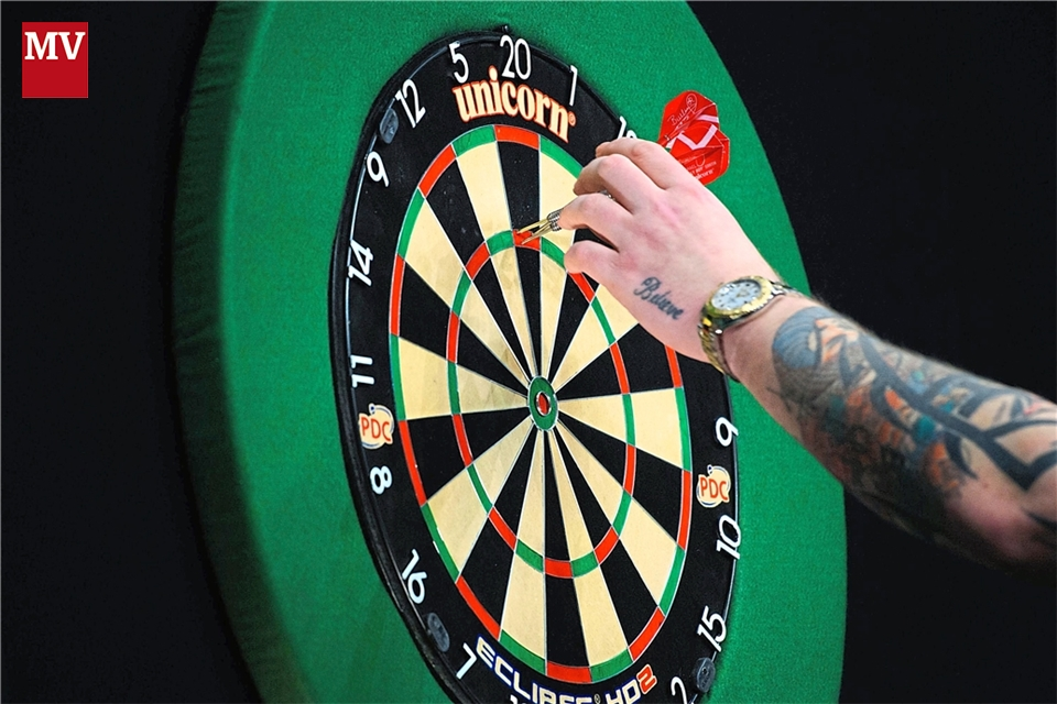"Rothenberger Darts-Night im ""Halli-Hagi"""