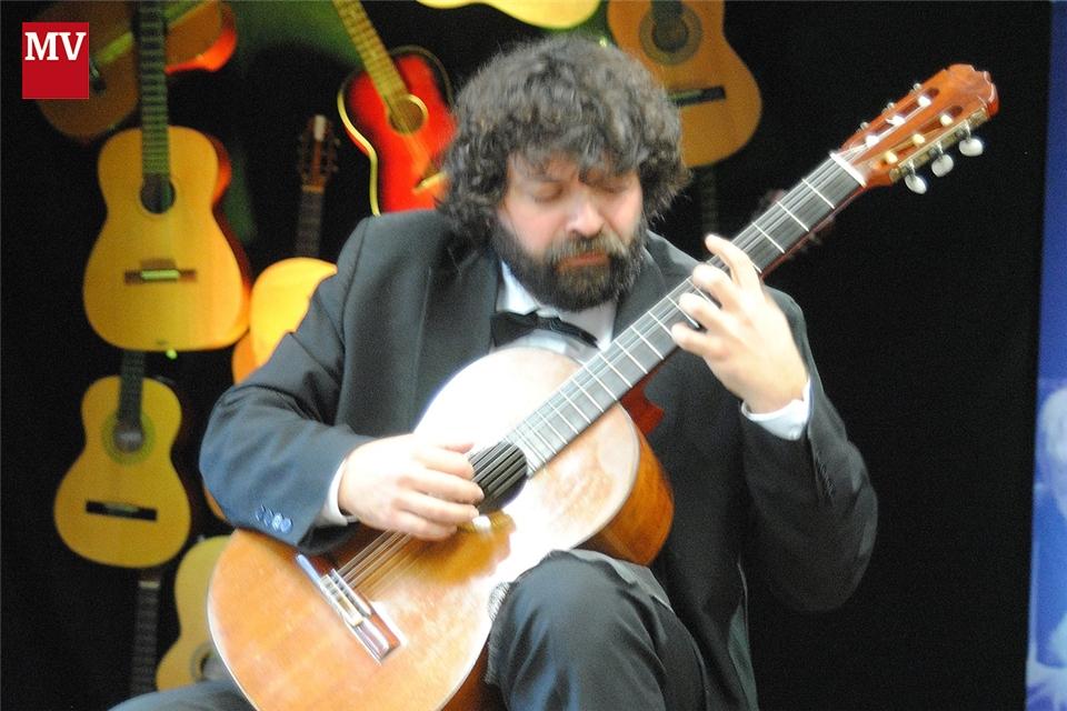 Gitarrenvirtuosen