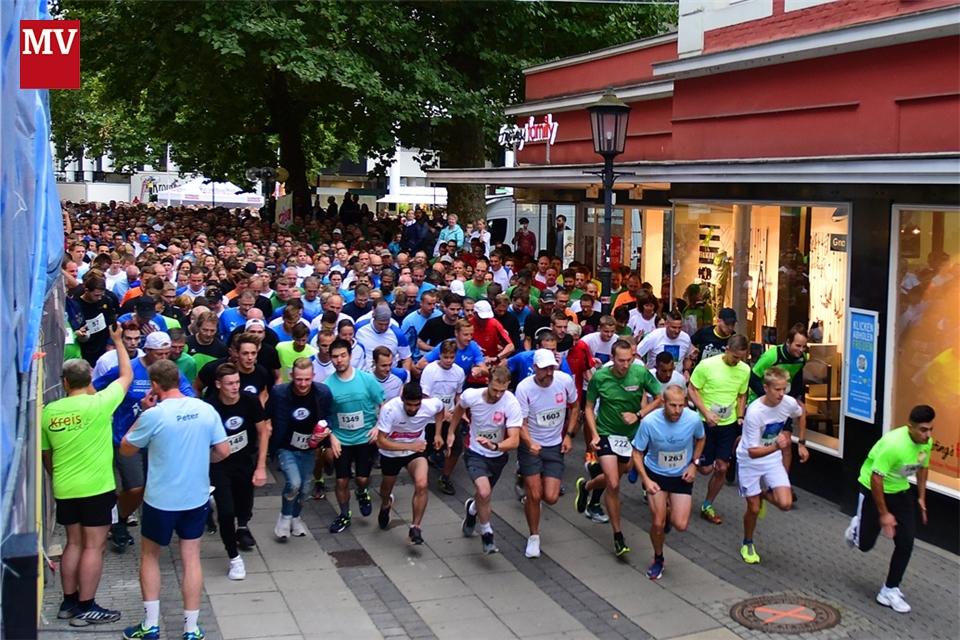 Firmenlauf: Auch ein Team aus Borne am Start
