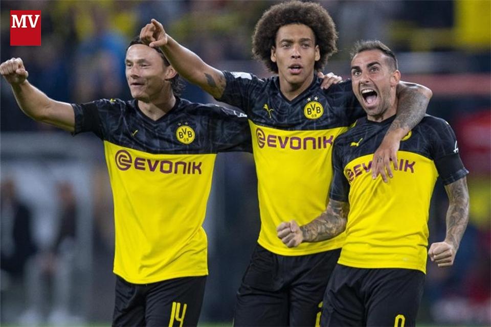 Dortmund Gegen Bayern Supercup 2021