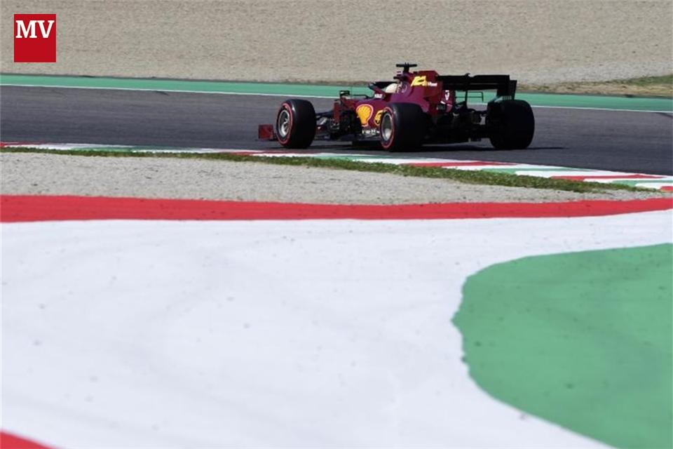 Vettel Qualifikation