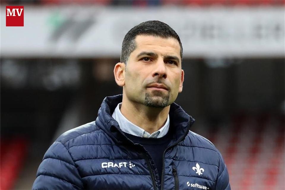 Darmstadt Trainer