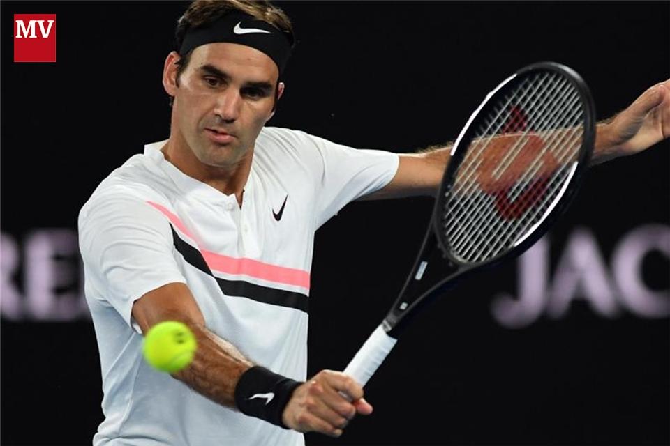 Cilic Federer